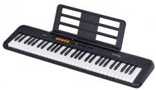 CASIO CT S 100 - klávesy bez dynamiky