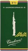 Vandoren Plátek JAVA pro sopránový saxofon - tvrdost 3,5