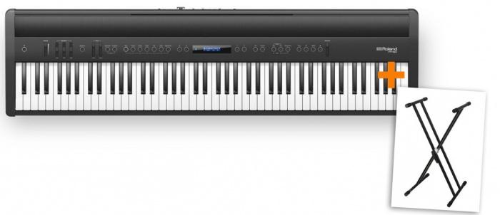 Roland FP60 BK SET 1X