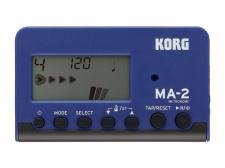 Korg MA 2 BLBK - digitalný metronom