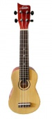Ashton UKE 110 NAT - sopránové ukulele