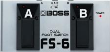 BOSS FS 6 - nožní přepínač