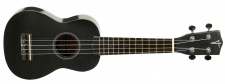 Truwer UK 200 21 BK - sopránové ukulele