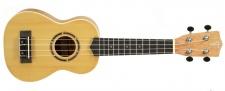 Truwer UK 700 21 - sopránové ukulele v přírodní barvě