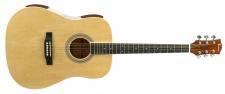 Truwer WG 4111 JACK WOODY - westernová kytara natural