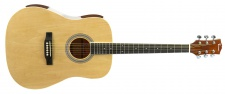 Truwer WG 4111 NT - westernová kytara natural