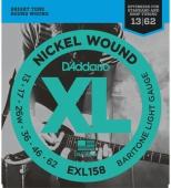 D'Addario EXL 158 - struny na barytonovou kytaru