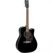 Yamaha FX 370 CBL - elektroakustická kytara