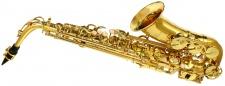 Truwer 6430 L - altový saxofon