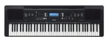 Yamaha PSR EW310 - digitální klávesy