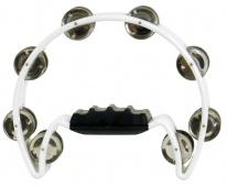 Truwer DP 900 WH - bílá tamburína