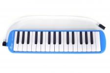 Truwer L 32 K BL - modrá melodika s pouzdrem