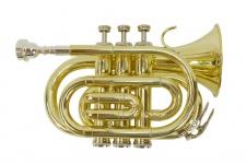 Truwer 6500 L - zmenšená trumpeta s kufříkem