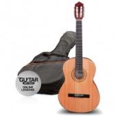 Ashton SPCG 34 BR - klasická 3/4 kytara s obalem