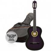 Ashton SPCG 34 TP - klasická 3/4 kytara s obalem