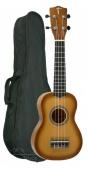 Truwer UK 220 21 TB - sopránové ukulele tobacco burst