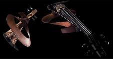 Yamaha YEV 105 B - elektroakustické housle