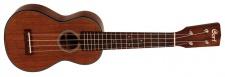 Cort UKE BWS - sopránové ukulele s pouzdrem