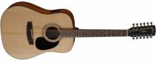 Cort AD 810 12 E OP - dvanáctistrunná elektroakustická kytara