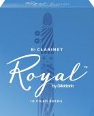 Plátek Rico Royal Bb klarinet - tvrdost 3,5