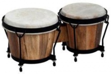 CLUB SALSA 002 - bubienky bongo - pár