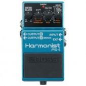 Boss PS 6 Harmonizér/Pitch shifter