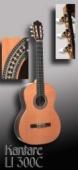 Kantare LI 300 C - klasická gitara