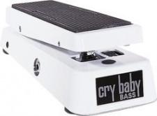 Dunlop pedál Crybaby - Bass Q - baskytarový wah - wah pedál