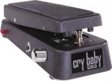 Dunlop pedál Crybaby 535 Q - kytarový wah - wah  pedál