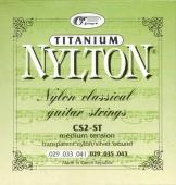 Nylton CS2-ST - nylonové struny pro klasickou kytaru (střední pnutí)
