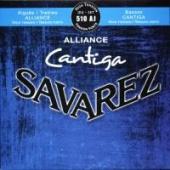 Savarez 510 AJ Cantiga/Alliance - nylonové struny pro klasickou kytaru (hard tension)