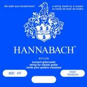 Hannabach 800 HT - nylonové struny pro klasickou kytaru (high tension)