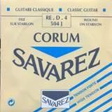 Savarez struna D 504 J Corum - nylonová struna pro klasickou kytaru (high tension)