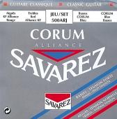 Savarez 500 ARJ Alliance Corum - nylonové struny pro klasickou kytaru