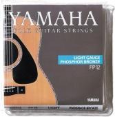 Yamaha FP 12 - kovové struny pro akustickou kytaru 12/53