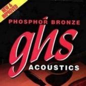 GHS S 335 PhBr - kovové struny pro akustickou kytaru 13/56
