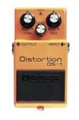 Boss DS 1 - pedálový efekt distortion