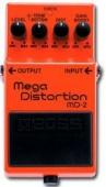 Boss MD 2 - kytarový efekt distortion