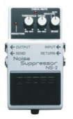 Boss NS 2 - kytarový efekt eliminator šumů (Noise Suppressor)