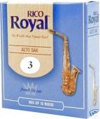 Plátek Rico Royal pro altový saxofon - tvrdost 3