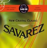 Savarez 540 CR New Cristal Classic - nylonové struny pro klasickou kytaru (normal tension)
