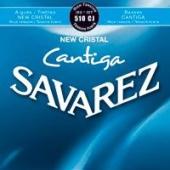 Savarez 510 CJ Cantiga/New Cristal - nylonové struny pro klasickou kytaru (hard tension)