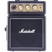 Marshall MS-2 - tranzistorové kytarové mikrokombo