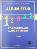 Album etud 1 - Kleinová, Fišerová, Mullerová