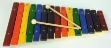 HoRa Xylofon 2 oktávy - xylofon