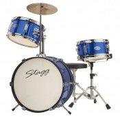 Stagg TIM JR 3/16 BL - junior sada bicích