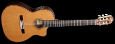 Admira Málaga EC - klasická gitara so snímačom