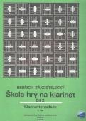 Škola hry na klarinet 2 - Zákostelecký Bedřich
