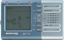Warwick RockuTuner RT MT 30 - digitální metronom / ladička