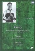 Etudy pro altovou zobcovou flétnu - Olejník Jan